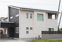 モデルハウス : 伊予市米湊