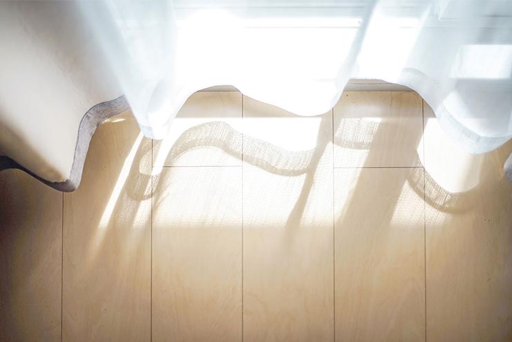 イメージ:太陽に素直な設計
