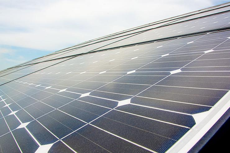 イメージ:太陽光発電について