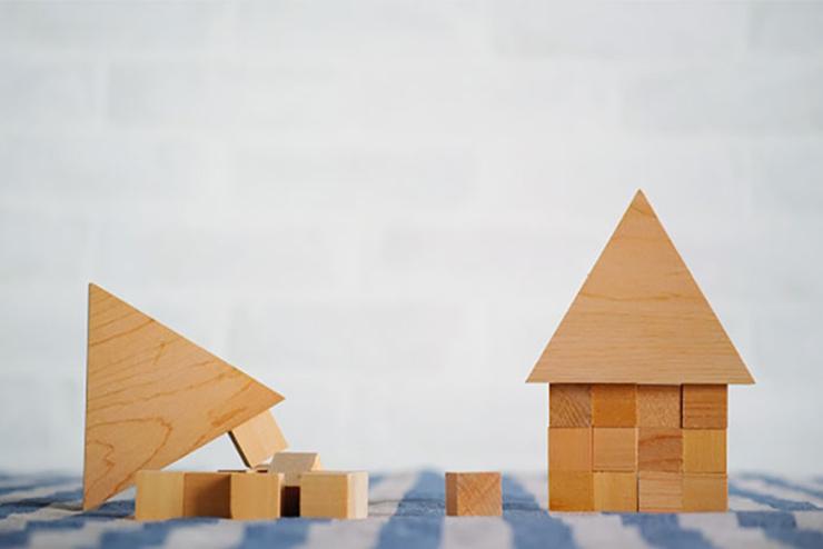 イメージ:地震に強い家の設計