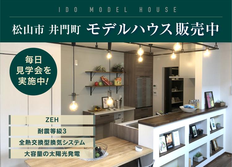松山市,モデルハウス,ZEH