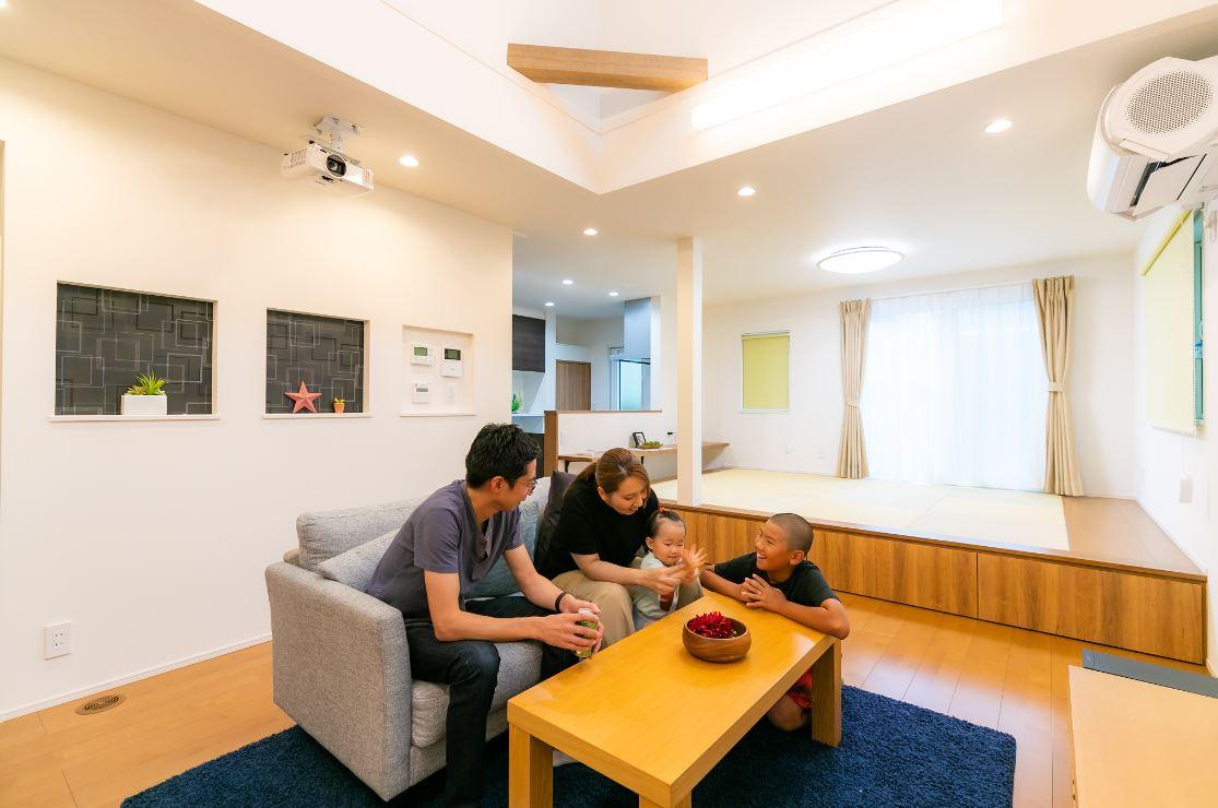 施工事例 / 安心・安全・快適・近未来的な家! (宇和島市Y様邸邸)